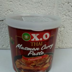 X.O Masman Curry