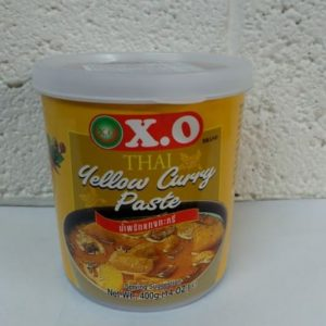 X.O Yellow Thai Curry Paste