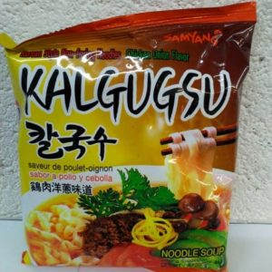 Samyang,Korean Style Chicken Onion Flavour Noodles