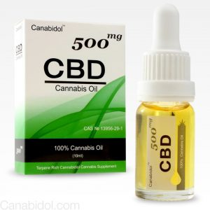 medical cannabis oil. 500 gms in dropper bottle