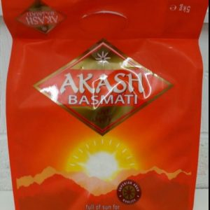 Akash Basmati Rice 5kg,Full of Sun For Perfect Ric...