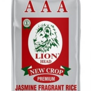 Triple AAA Jasmine Fragrant Rice, Lion Head 10kg