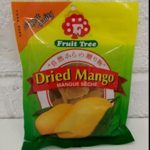 Dried Mango,Fruit Tree Product of the Philippines
