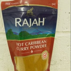 Rajah Hot Caribbean Curry Sauce 100g