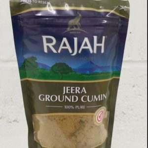 Rajah Jeera Ground Cumin 100g