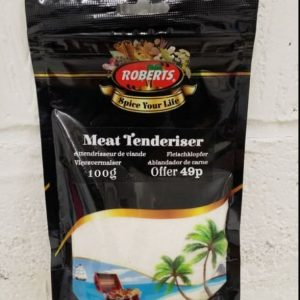 Meat Tenderiser 100g, Roberts Spice your Life