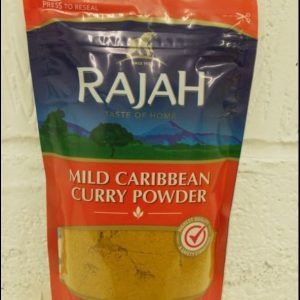 Rajah Mild Caribbean Curry Powder 100g