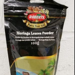 Moringa Leaves Powder 100g,Roberts Spice your Life