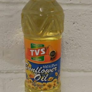 SunFlower Oil,TVS Cooking Oil