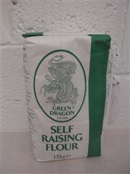 Self Rising Flour,Green Dragon Brand 1kg