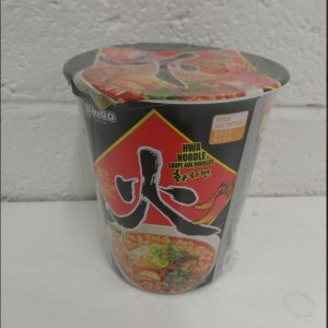Paldo Hwa Cup Noodles,Hot & Spicy,Product of Korea