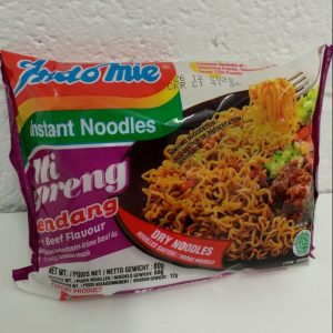 Indo-Mie Rendang Instant Flavoured Noodles,Product...