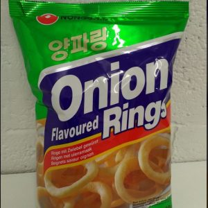 NongShim Onions Flavoured Ring,Crisps