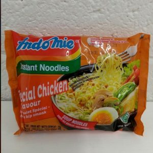 Indo-Mie Instant Noodles Chicken Flavour