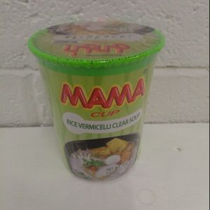 Mama Cup Rice Vermicelli Clear Soup