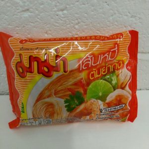 Mama Thai Hot and Spicy(Tom Yum Koong) Flavour,Ins...