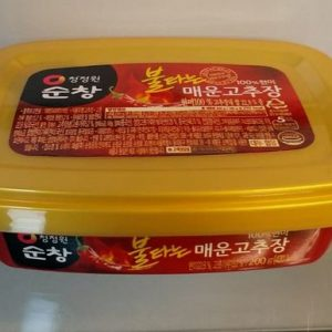 Korean Hot Pepper Paste, Small Tub, Gochujang