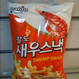 Paldo Snacks, Shrimps Crackers,Product of the Kore...