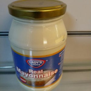 Real Mayonnaise,Ladys Choice Brand,Product of the ...