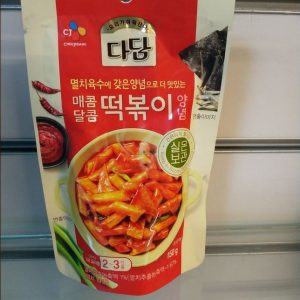 Cj Red Pepper Sauce for TTeobokki